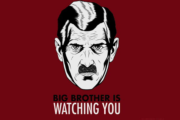 Just How Intrusive Has Big Brother Become?