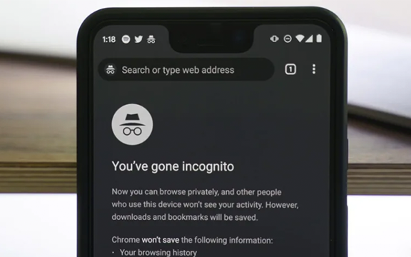 Stop Using Google Incognito Mode