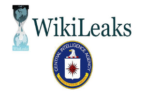 wikileaks vault 7 cia classified material