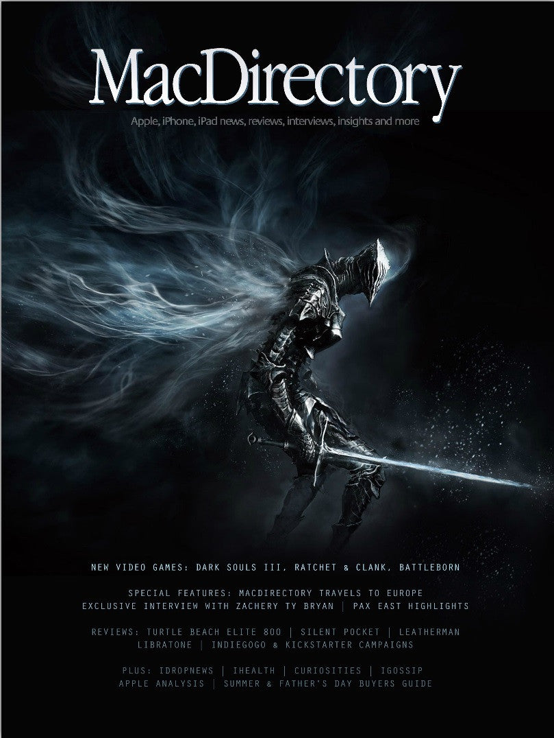 Silent Pocket Has Been Featured in the Esteemed MacDirectory!