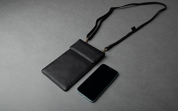 Tech Wellness x Silent Pocket, August CrossBody Faraday Sleeve!