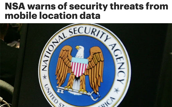 NSA Warns of Location Data Accessibility
