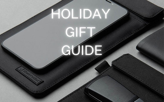 Silent Pocket Holiday Gift Guide!