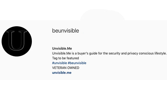 Unvisible.Me: A buyer's guide for the security and privacy conscious.