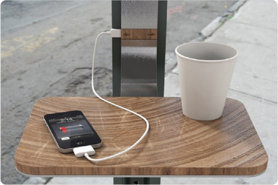 Public Charging Stations: You're Getting Juice Jacked