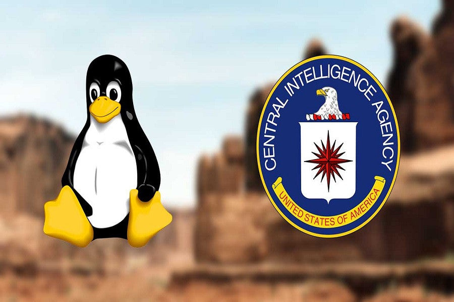 cia linux outlaw country servers traffic