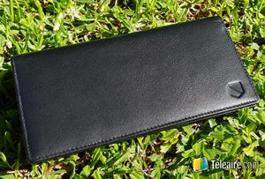 Silent Pocket Checkbook Wallet