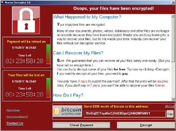 "What You Need To Know About The ""WannaCry"" Ransomware Attack"