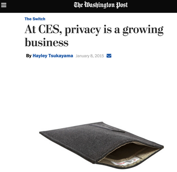washington post silent pocket ces 2017 product of the future