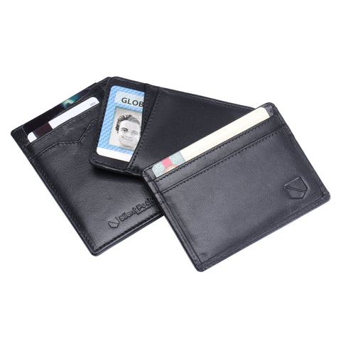 rfid secure wallet block skimming of credit cards rfid scanning credit card data safe