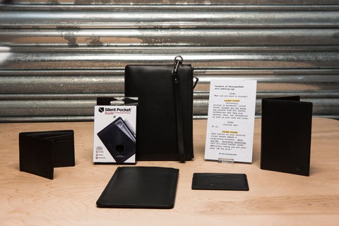 Disrupt Story Silent Pocket Product Display
