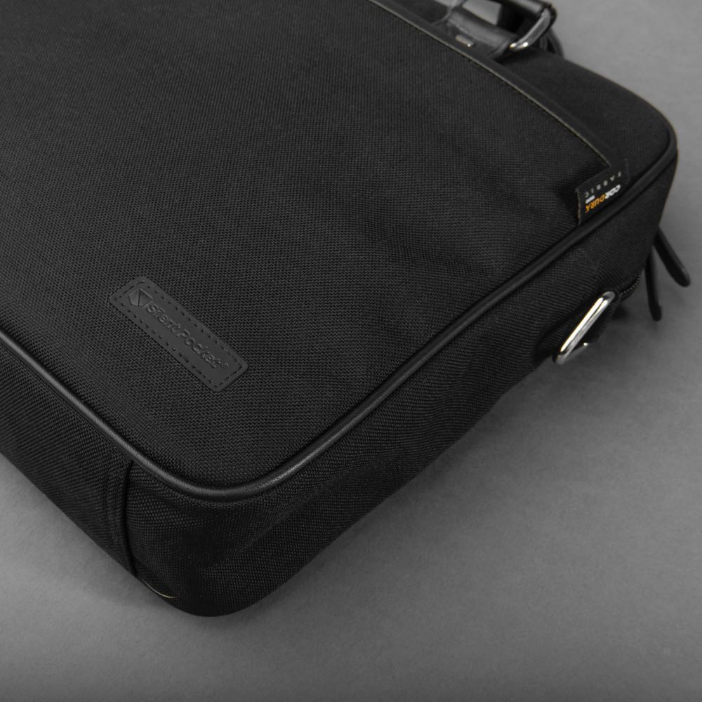 silent pocket signal blocking faraday briefcase