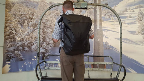 Faraday Waterproof Backpack By Silent Pocket