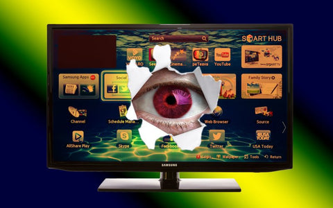 samsung smart tv spying surveillance