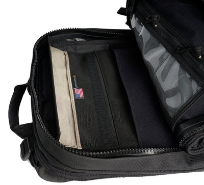 SLNT™ and DriftDry™ Made In Usa Waterproof Faraday Backpack