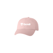 Load image into Gallery viewer, GRINDR EMBROIDERED VELCRO HAT