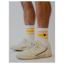 Load image into Gallery viewer, GRINDR EMBROIDERED SOCKS