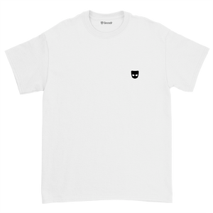 GRINDR EMBROIDERED LOGO TEE