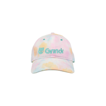 Load image into Gallery viewer, GRINDR TIE DYE DAD HAT