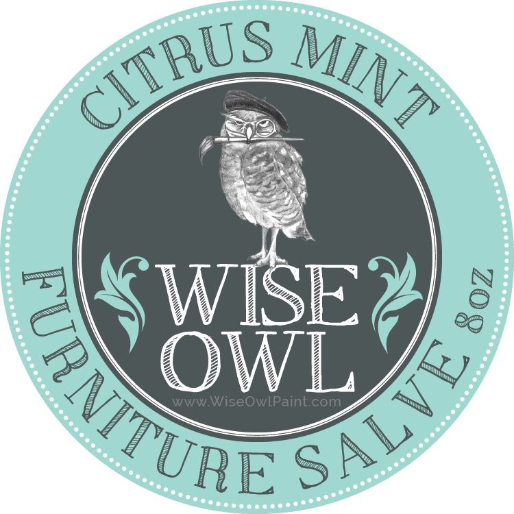 Wise Owl Furniture Salve - Citrus Mint