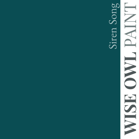 Wise Owl Chalk Synthesis Paint - Siren Song
