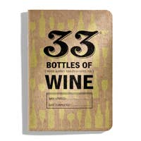 33 Bottles of Wine Journal - White Wine