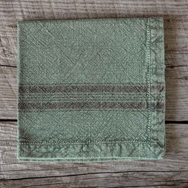 Cloth Napkin, Green
