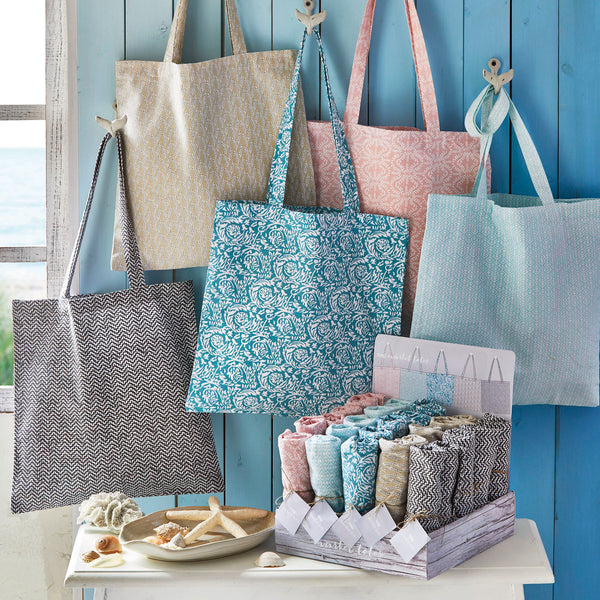 Seaside Market Tote - Assorted Colors