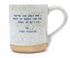 XO, Your Husband Mug
