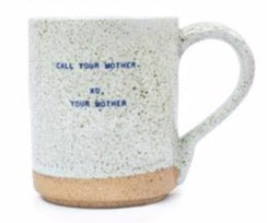 XO, Your Mother Mug