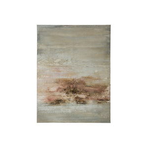 Hand-Painted Abstract Canvas Wall Decor