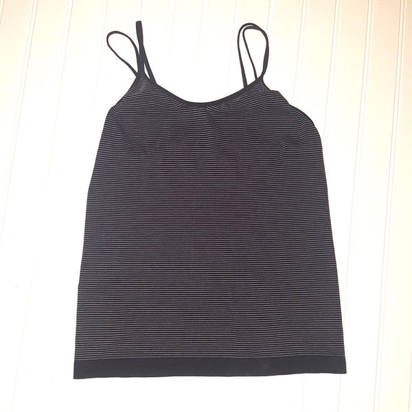 Barely There   Women's Athletic Tank Top   Size Large