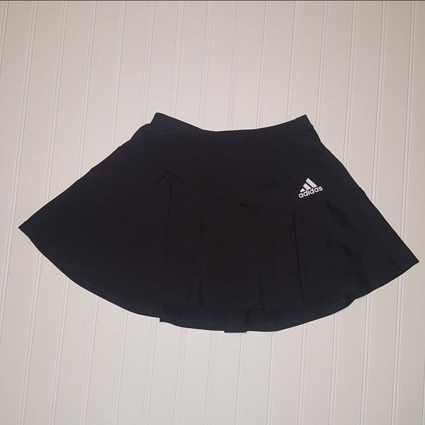 Adidas   Athletic Skort   Black   Size 6