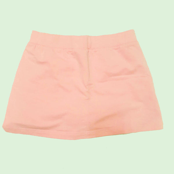 BOLD SPIRIT Ladies Pink Athletic Skort Skirt Size 6-8