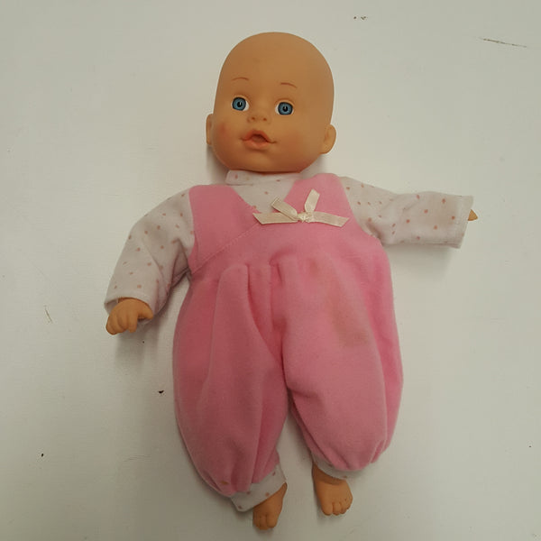 Cititoy Baby Doll in pink