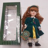 Irish Heritage porcelain doll