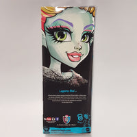 Lagoona Blue Monster High Doll Fangtastic Fitness New in Box