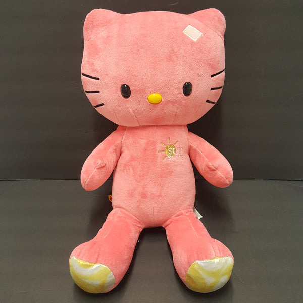 Build A Bear HELLO KITTY  plush SUNSHINE Sanrio
