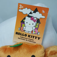 Large HELLO KITTY  plush Sanrio Halloween Greeter NEW