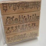 STAMPIN UP Rubber Stamps:  Simply Sweet 2003