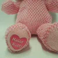 Build A Bear HELLO KITTY Pink plush Sanrio