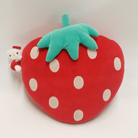 HELLO KITTY  plush giant Strawberry Sanrio