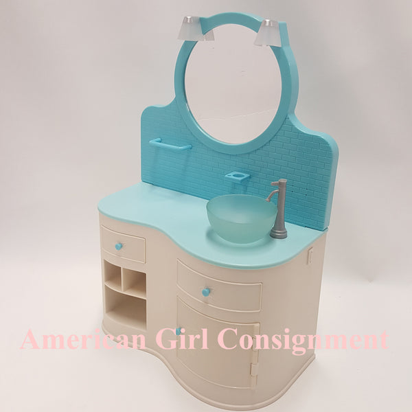 American Girl Doll Bathroom Vanity MyAG  ****LOCAL PICK UP ONLY (READ)****