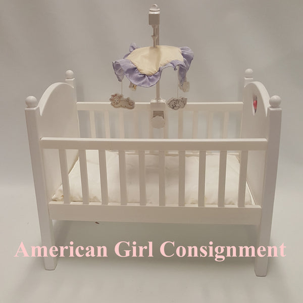 American Girl Doll Bitty Baby Crib Bed   ****LOCAL PICK UP ONLY (READ)****