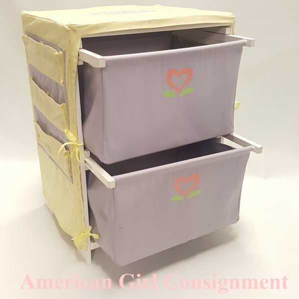American Girl Doll Bitty Baby Bitty Things Storage Chest *** LOCAL PICK UP ***