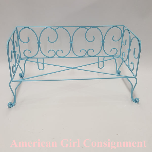 American Girl Doll Curlicue Bed Frame Just Like You  *LOCAL PICK UP ONLY (READ)*