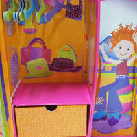 GROOVY GIRLS Doll Wardrobe Carrying Case