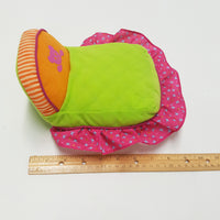 Small Doll or Pet Bed