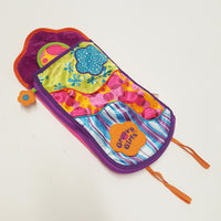 GROOVY GIRLS Doll Roll Up Sleeping Bag