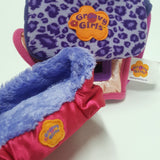 GROOVY GIRLS Doll Pet House and Dog Bed